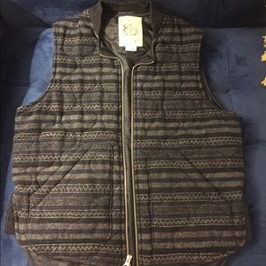 Monitaly Made in USA wool vest size 42
